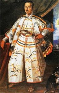 El samurai Hasekura Tsunenaga