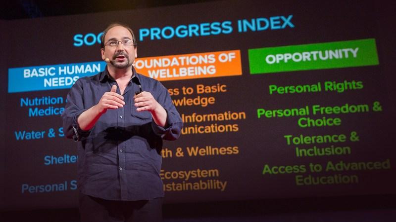 Midiendo el progreso social – segundaparte